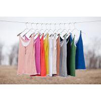 2014春夏装新款假两件背心大码宽松棉麻针织打底衫吊带小背心女批