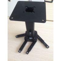 供应 豪华铝合金投影机吊架 投影机安装支架 可伸缩