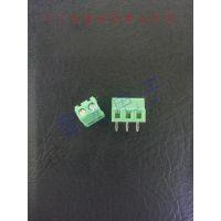 厂家直销 螺钉式PCB接线端子 GX-350/396-3.5/3.96mm 环保 2P 3P