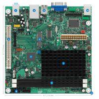 ATOM嵌入式主板 D425主板 atom mini 工控迷你主板ITX