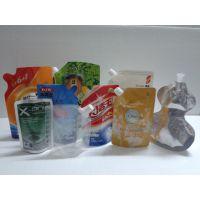 供应500毫升洗衣液包材 婴儿环保洗衣液袋 BB衣物柔顺剂自立袋