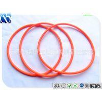透明环保防水密封圈 耐高温硅橡胶圈 食品级硅胶o型圈