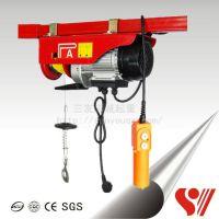 220V 家用提升机小型吊机升降机起重机微型电动葫芦100-1000kg