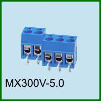 厂家直销 PCB接线端子 5.0mm 间距