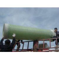 湖北武汉黄石DN800玻璃钢夹砂管道厂家价格