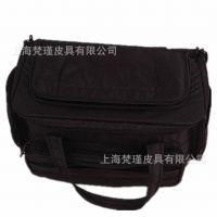 上海定制佳能尼康单反相机影包 职业单反防水摄影包单肩斜挎