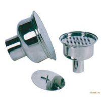 不锈钢地漏、型号:DN50-150、厂家直销