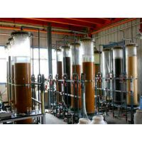 锦州离子交换器设备高纯水离子水设备RO反渗透设备沈阳佰沃水处理