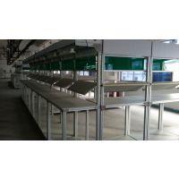 深圳盛达鑫专业加工定做铝型材工作台生产厂家