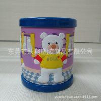 滴胶工厂专业生PVC软胶马克杯杯皮 卡通动漫图案