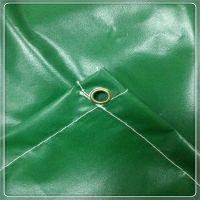 供应绿色盖货防雨布-防雨布定做-帆布防雨布批发
