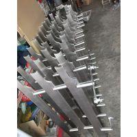 金裕 生产304不锈钢栏杆立柱 304栏杆按图加工