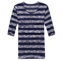 供应批发时尚男装春款休闲针织衫打底衫七分袖3p3-T49