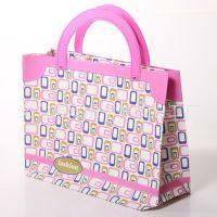 免费设计师品牌 高档款式造型手提纸袋 新款创意礼品袋子 定做