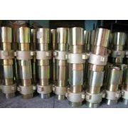 专业生产油田、钢厂专用大口径接头 油壬接头