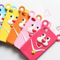 韩国zooland+iphone4/4s狗狗手机套 迷你iphone4/4s狗狗手机套