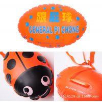 加大码 双气囊浮标 双气囊助游器 水上浮标 游泳装备 甲克虫泳圈