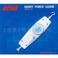 供应ACME品牌指针式推拉压力计NK10-NK500