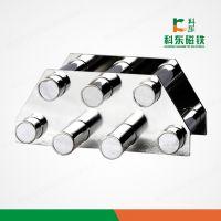 提供高品质西安磁性材料,七管磁力架