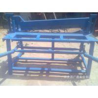 脚踏剪板机,白铁皮剪板机 脚动剪板机  烟囱白铁板加工设备