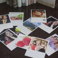 微信照片打印广告机专用照片纸,LOMO卡纸 便签纸 照片墙专相片纸
