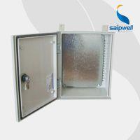 供应300*250*140玻璃箱 挂角式玻璃纤维箱 防水玻璃电表箱 带低板