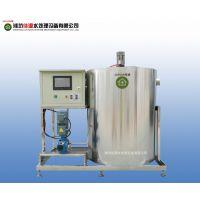 厂家供应不锈钢加药装置加药装置潍坊佳源水处理设备有限公司