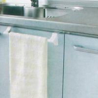 伊富春   厨房浴室两用日式夹口毛巾架挂毛巾架C1035