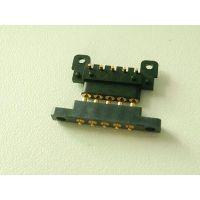 提供大电流快速充电平板电脑磁吸5pin公母连接方案 弹簧顶针,pogo pin连接器,可定制