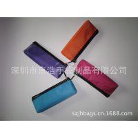 小清新优雅笔袋 可印刷卡通笔袋 学生笔记笔袋 笔袋定制加工直销