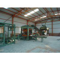 QT10-15全自动混凝土砌块成型机/砖厂设备/水泥制砖机/免烧砖机