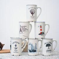 ZAKKA杂货仿搪瓷杯/陶瓷水杯/创意马克杯/复古杯/7款