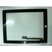 供应 ipad3触摸屏 苹果平板电脑屏幕 触屏 apple配件 黑色 白色