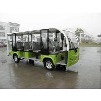高性能爬坡王电动观光车,11座观光电动车,可选锂电池电动车