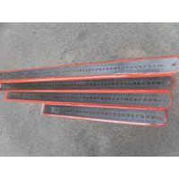 义乌供应不锈钢直尺30cm--100cm 量物品的两面公英制刻度钢尺