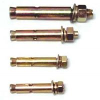 厂家供应膨胀螺丝,膨胀螺栓 膨胀栓规格齐全,量大优惠
