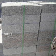 山东花岗岩路沿石规格尺寸最常用的的长度是1米,路沿石价格低