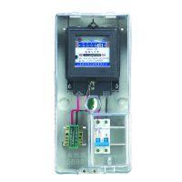 赛普直销 1KC-05单相1表位 ABS防阻燃材料防窃电塑料电表箱