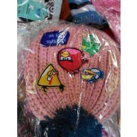 厂家库存处理 冬季帽子 毛线帽 针织帽 男女款毛线帽子批发