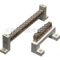 供应铜端子,接线端子,配电箱用零线端子排(图)