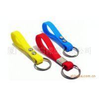 厂家直销硅胶钥匙扣配饰 创意挂饰硅胶制品 精美钥匙硅胶挂件批发