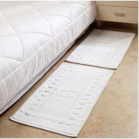 织脚丫地巾 防滑的地巾 铺在卫生间的地巾 全棉地巾