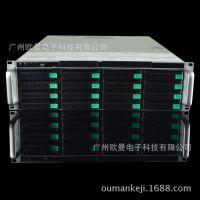 R355 3U热插拔服务器机箱 储存机箱 支持16硬盘位及 2U电源 冗余电源
