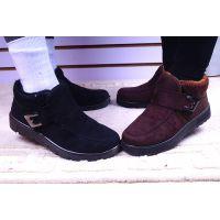2014冬季雪地靴 加厚毛保暖男女靴 高帮绒布舒适耐寒情侣棉鞋批发