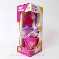 儿童仿真清洁工具套装 过家家玩具 打扫卫生