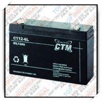 德国CTM电池,CT12-6L,原装进口
