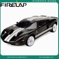 福特GT后轮两驱动力模型车 130级升级马达玩具车 高精度遥控车