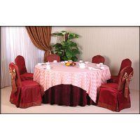 苏州餐厅酒店布草,台布,椅套定做 选雅派特服饰