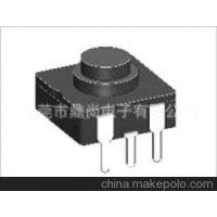 供应手电筒专用按键开关 直键开关 PB-11D03