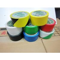 供应标识胶带,黑黄警示胶带,警示胶带半成品和成品